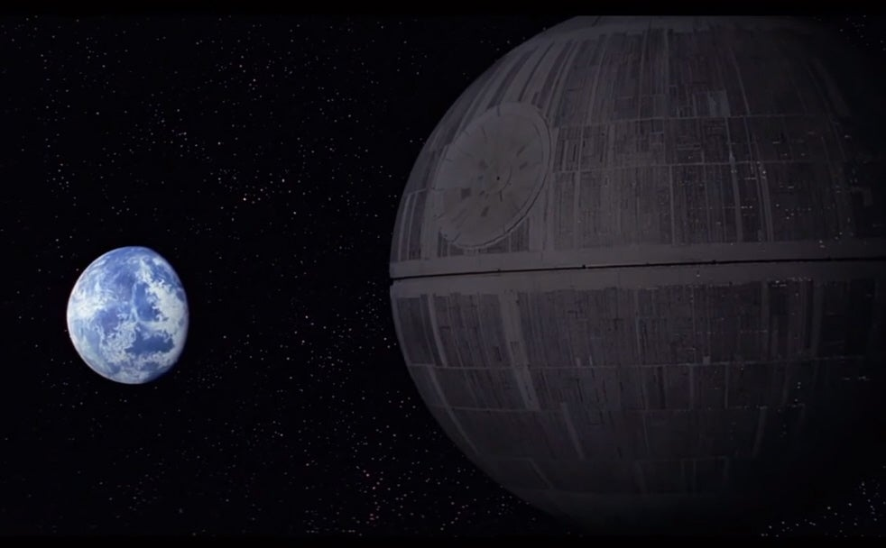 This Professor Calculated The True Cost of Destroying The Death Star