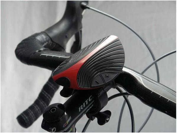 A Better Biker's Boombox