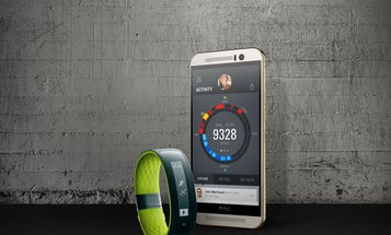 HTC's Grip Wristband Helps Outdoor Runners With Built-In GPS