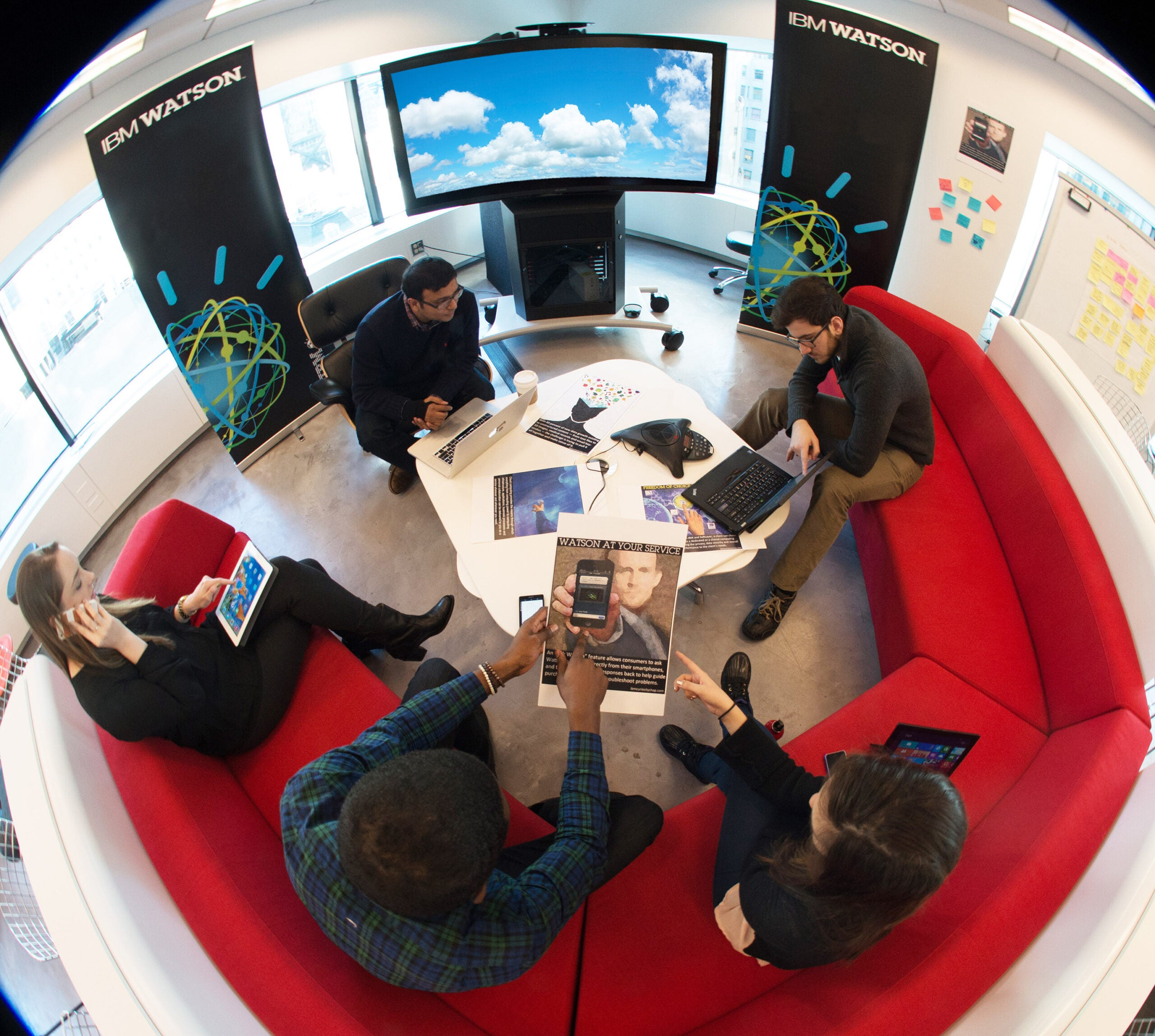IBM's Watson Helps Run Your Business Meetings