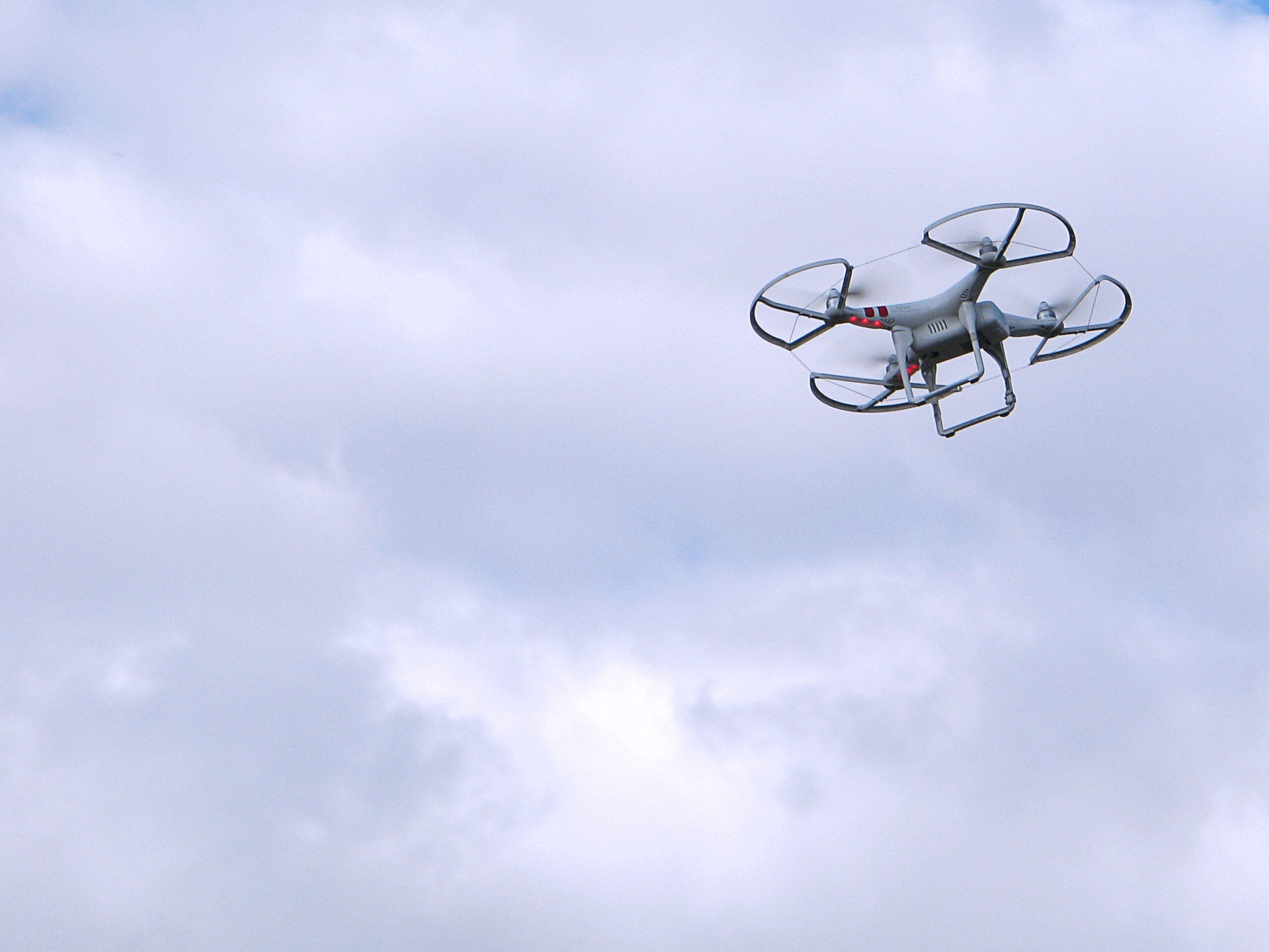 New Report: Drone Risk To Airplanes Is Minuscule