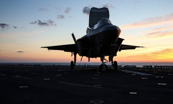 Marine Corps Declares The Long-Awaited F-35B Operational