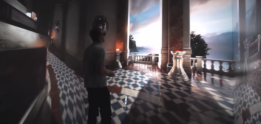 Michigan Researchers Create Virtual Reality 'Matrix' With Unreal Engine