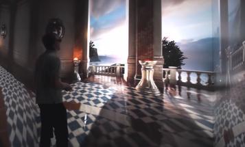 Michigan Researchers Create Virtual Reality 'Matrix' With Unreal Engine