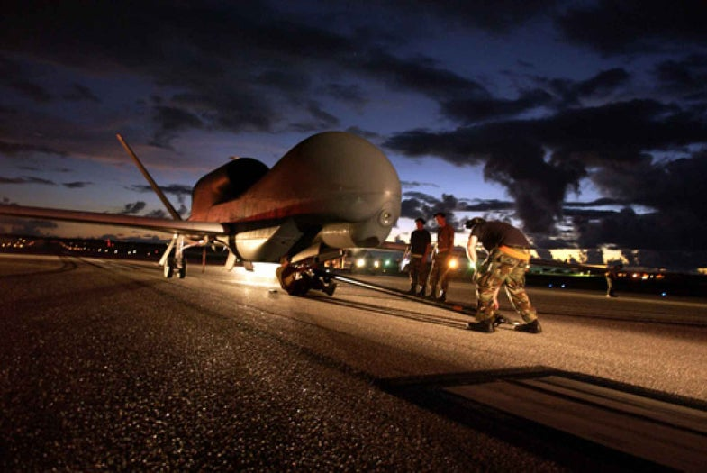 Air Force Global Hawk