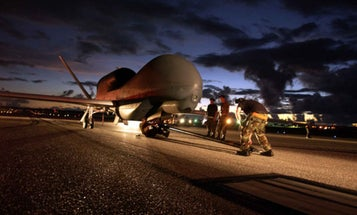 Air Force Will Let Enlisted Pilots Fly Global Hawks