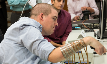 For The First Time, Scientists Restore Finger Movements In Paralyzed Man
