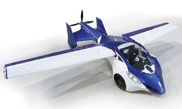 A Plane That Folds Into a Car