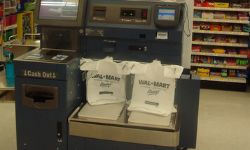 Toshiba's Automated Checkout Cam Can Distinguish Different Varieties of Apple