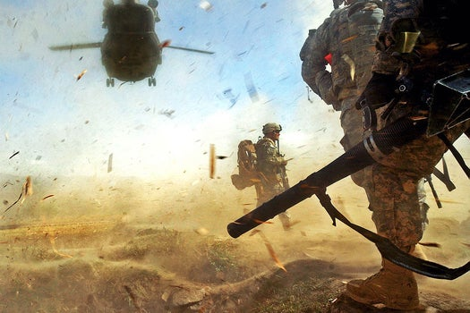 Platoon-Level 'Cloud' Lets Soldiers Swap Data, Increases 'Network Lethality'
