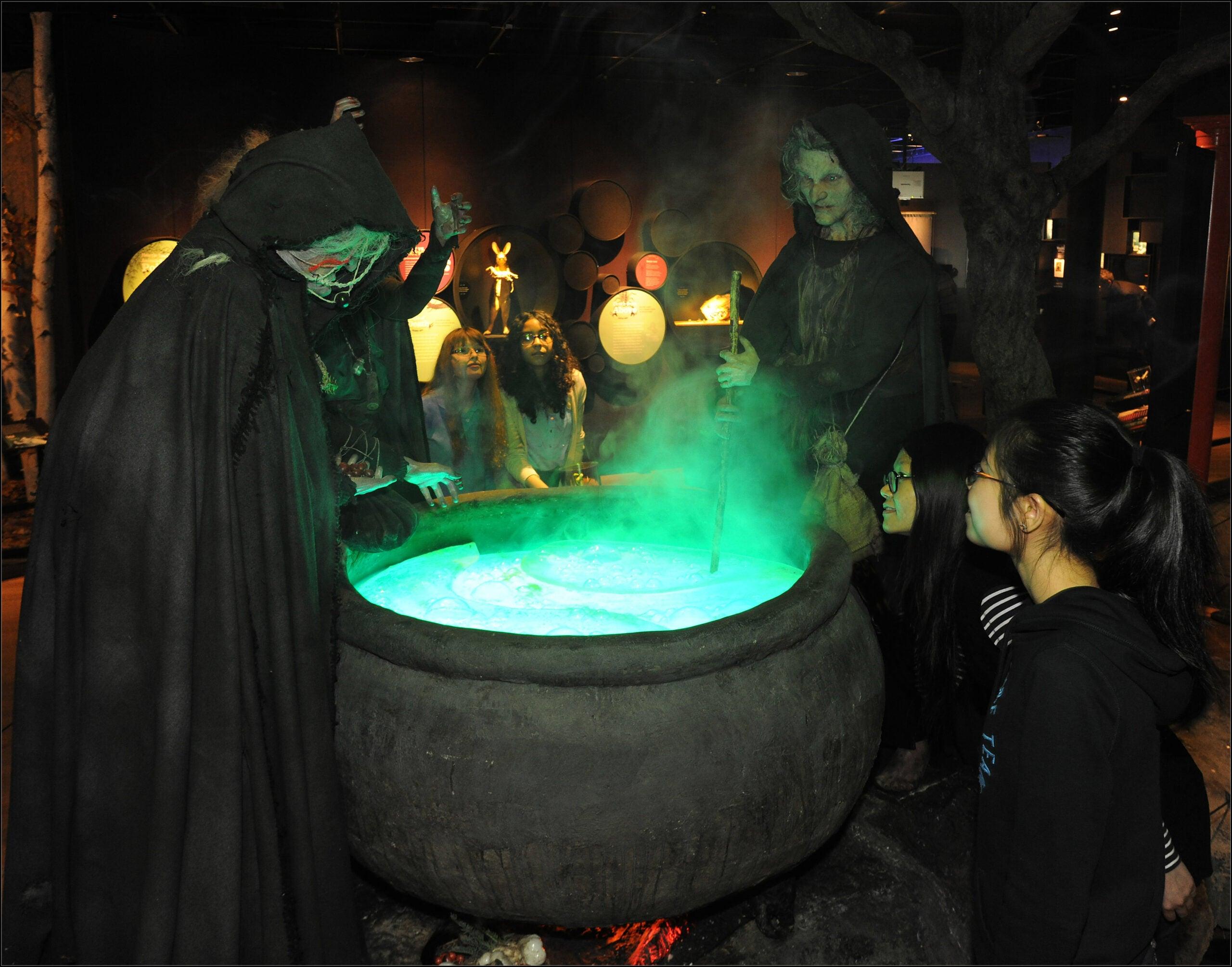 DIY Witch's Brew