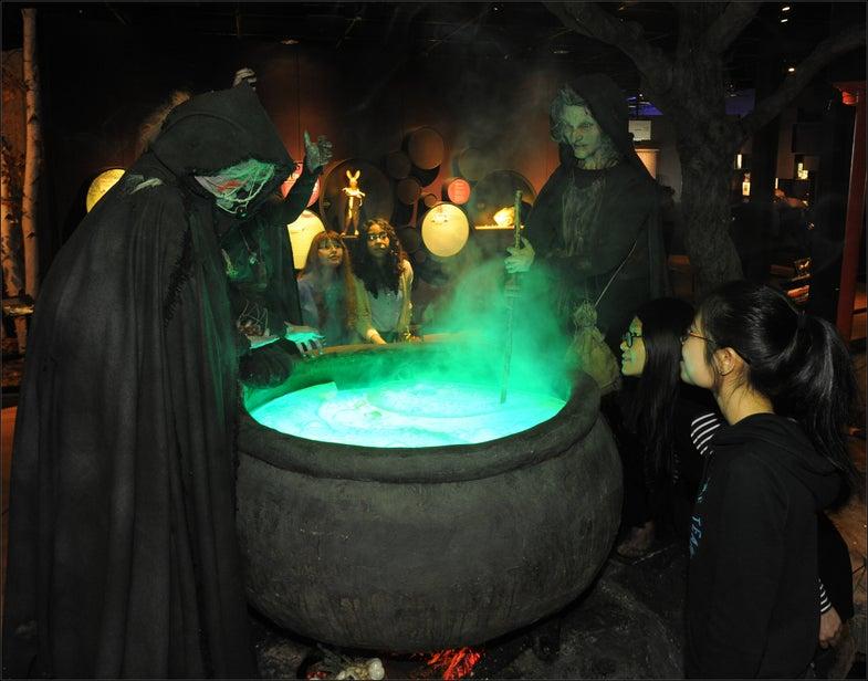 Witches around coldon