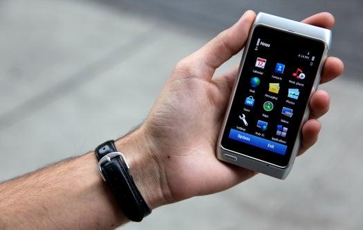 Testing the Goods: Nokia N8