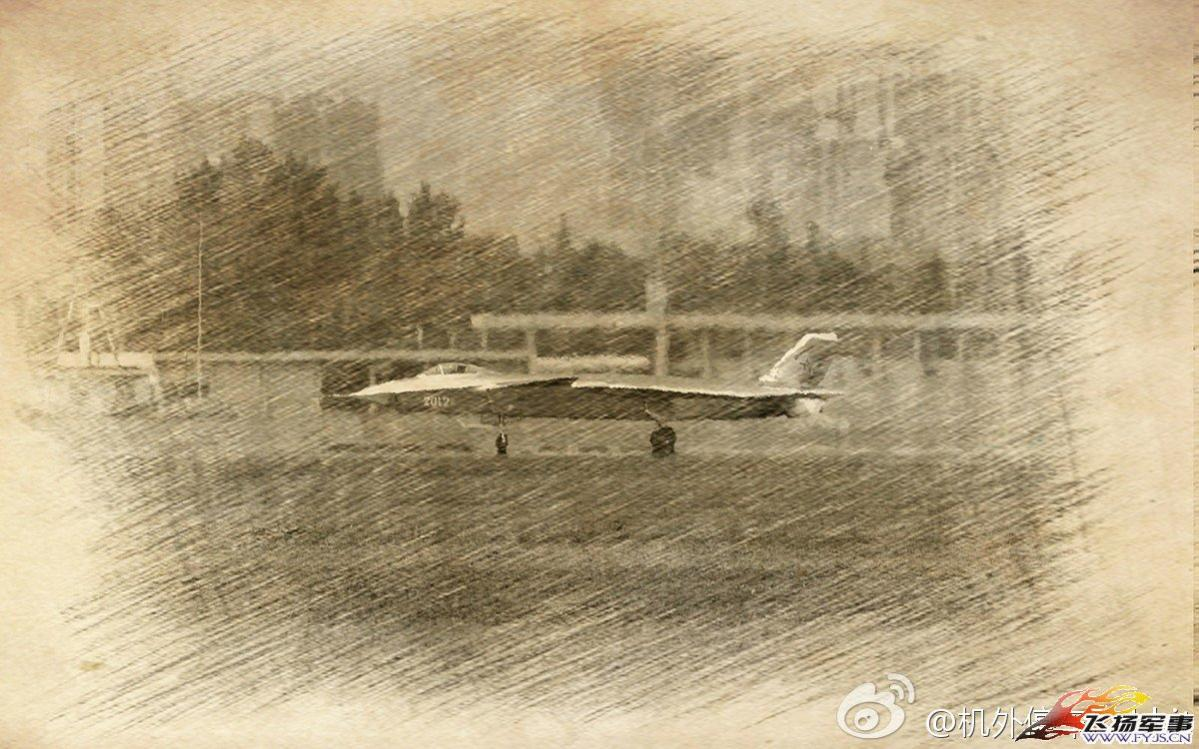 Instagram style Sepia: The New Way to Launch Chinese Fighter Jets (and Dodge the Censors)?