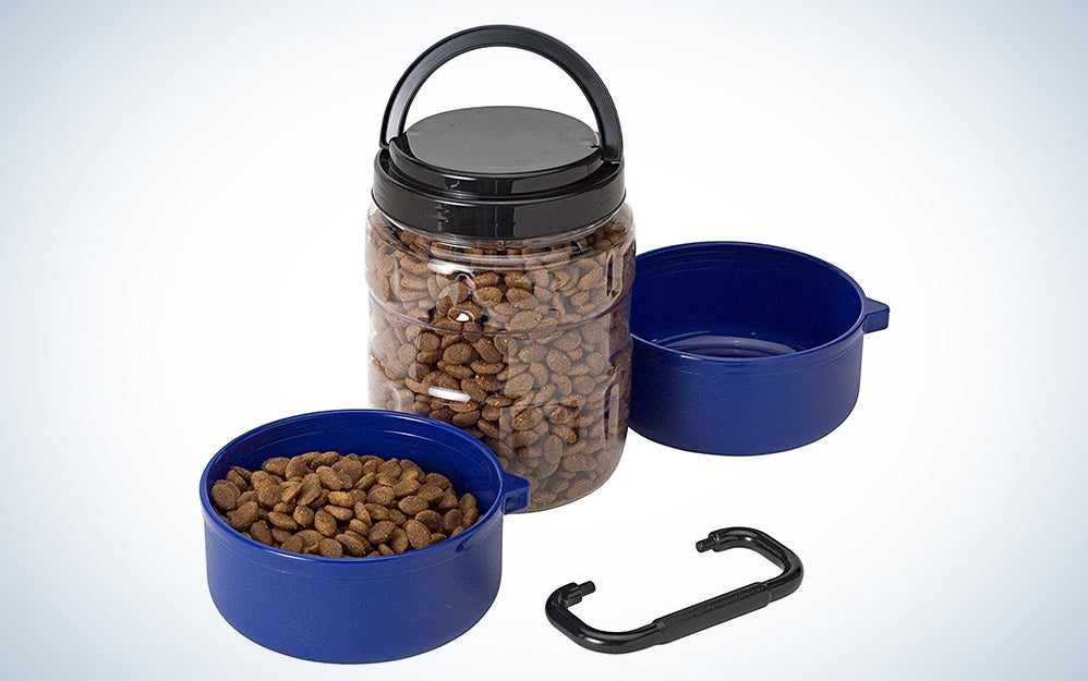 Vittles Pet Food Travel Container
