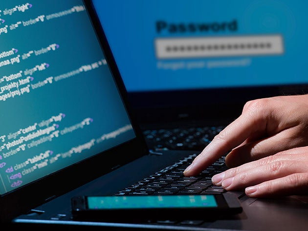 Become a certified cybersecurity expert with this ethical hacker training