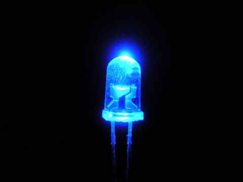 Blue Light Special For Tired Truckers