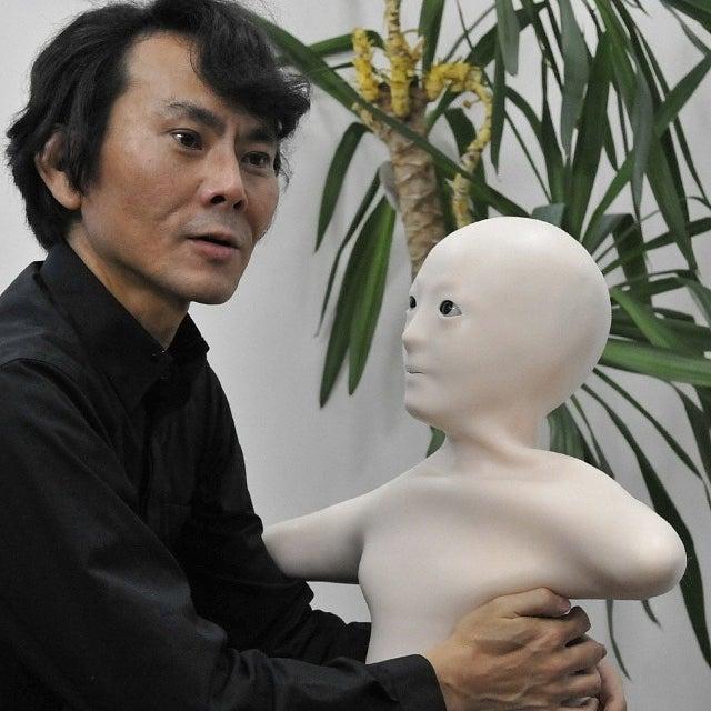 New Japanese Telepresence Robot Pushes the Boundaries of Creepy
