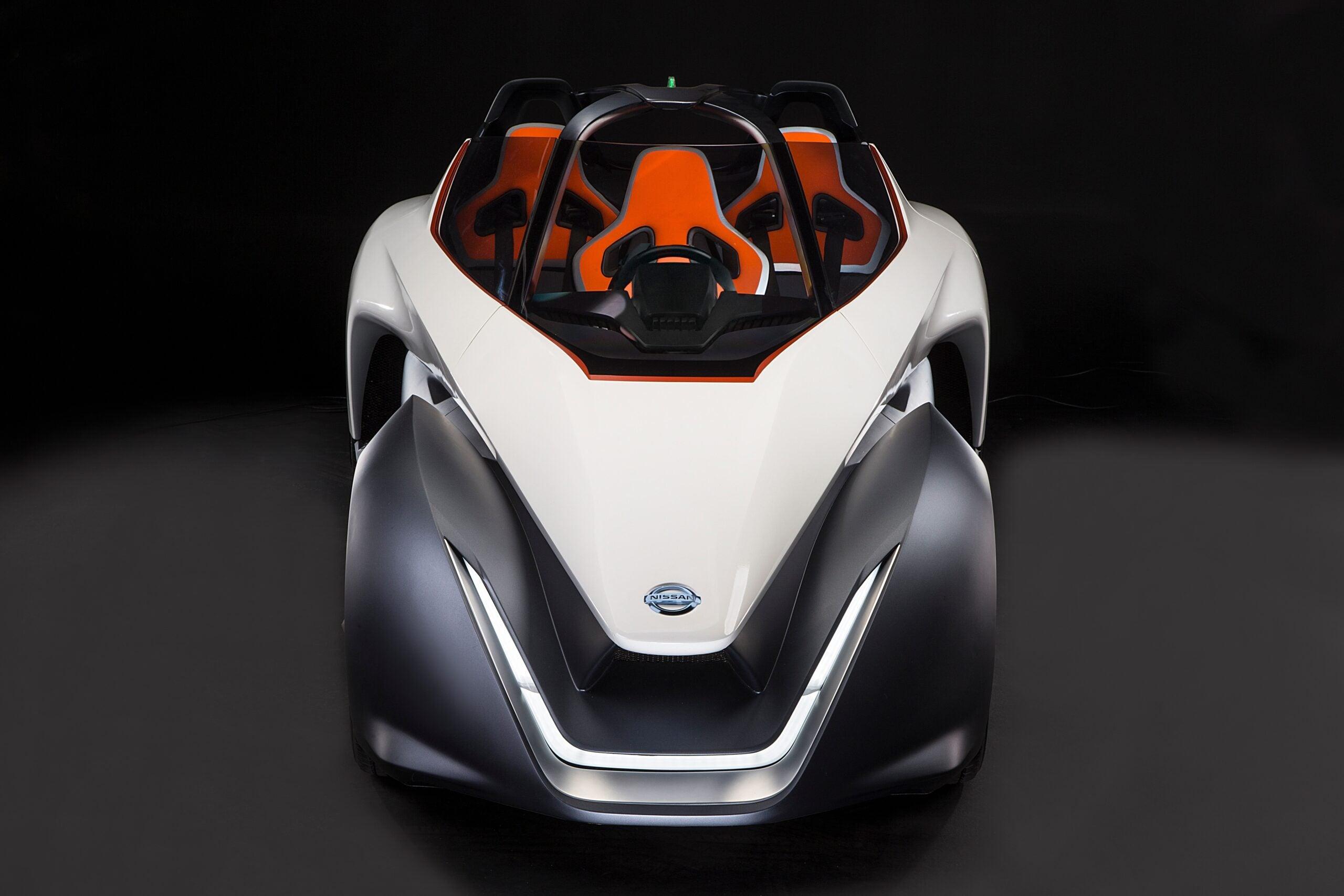 Nissan BladeGlider Prototype Points To The Future