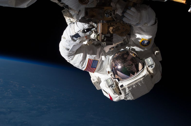 We might need to turn our poop into food to survive in space