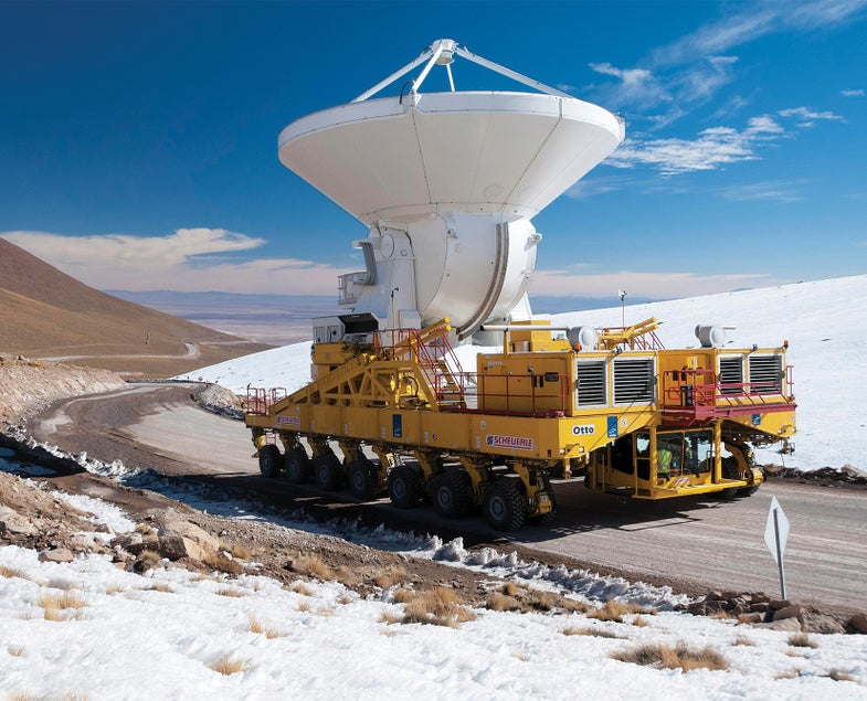 Inside The Most Ambitious Ground Telescope Ever Built