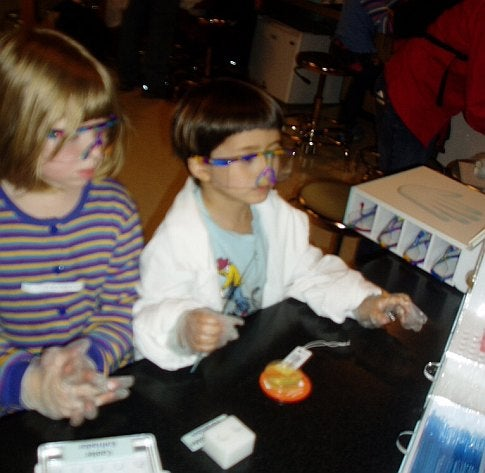 Kids and Science