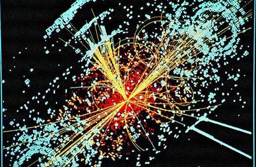 In Thrilling Smashup, LHC Breaks Beam Luminosity World Record