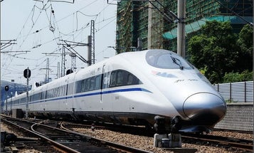 China Hopes New Shanghai Bullet Train Will Rev Up Interest in High-Speed Travel