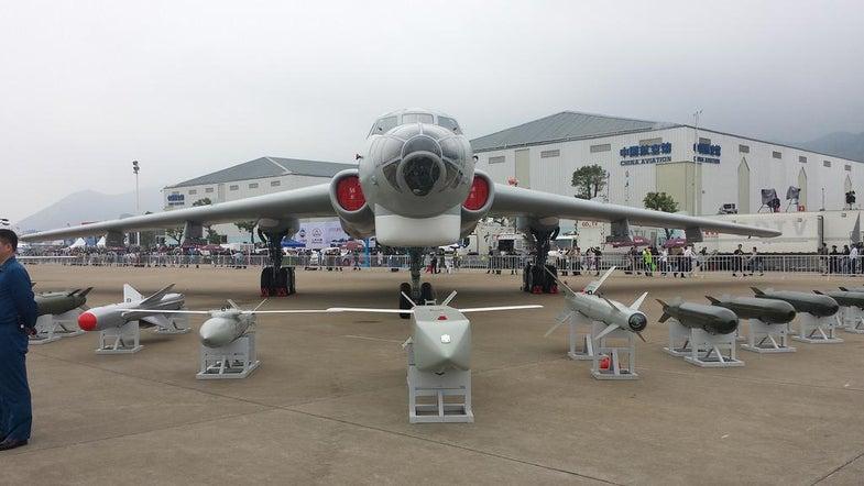 The Missiles Of Zhuhai: China Displays New Strike Arsenal