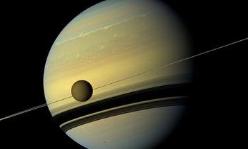 Vinyl cyanide found on Titan—aliens, have at it