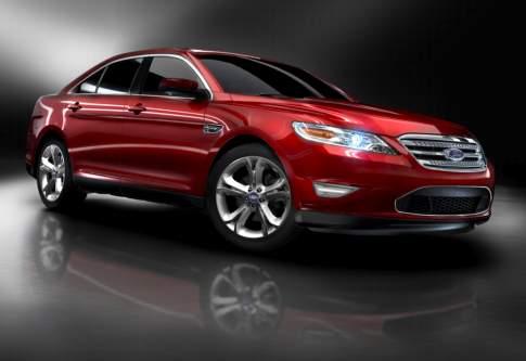 Test Drive: 2010 Ford Taurus SHO