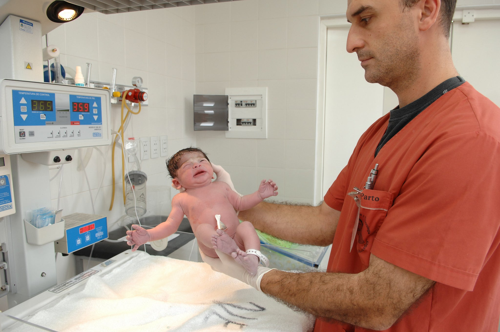 Nurturing a Baby's Microbiome, Before and After Birth