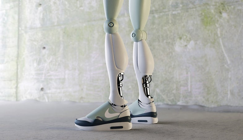 Robot Nikes And Other Amazing Images From This Week
