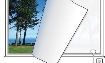'Smart' Windows Lighten And Darken On Cue