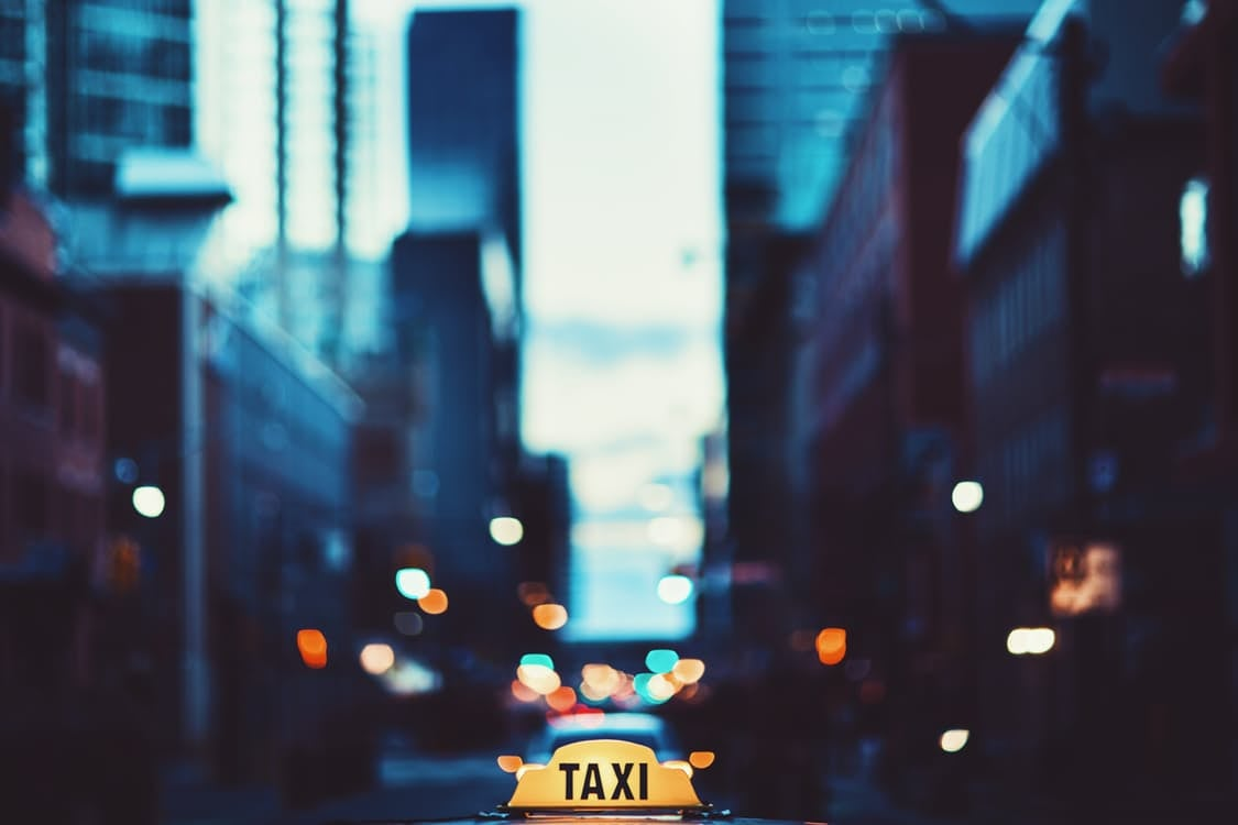 MIT study shows Manhattan only needs 3,000 taxis