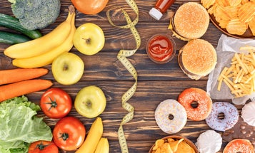 Can food have negative calories?