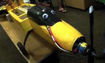 Troublemakers Turn Surplus Army Target Drone Into Autonomous Wi-Fi Sniffer