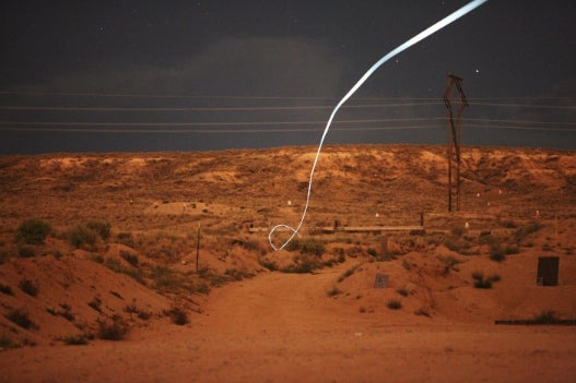 Video: A New 'Smart Bullet' Deploys Fins and Guides Itself to a Laser-Designated Target