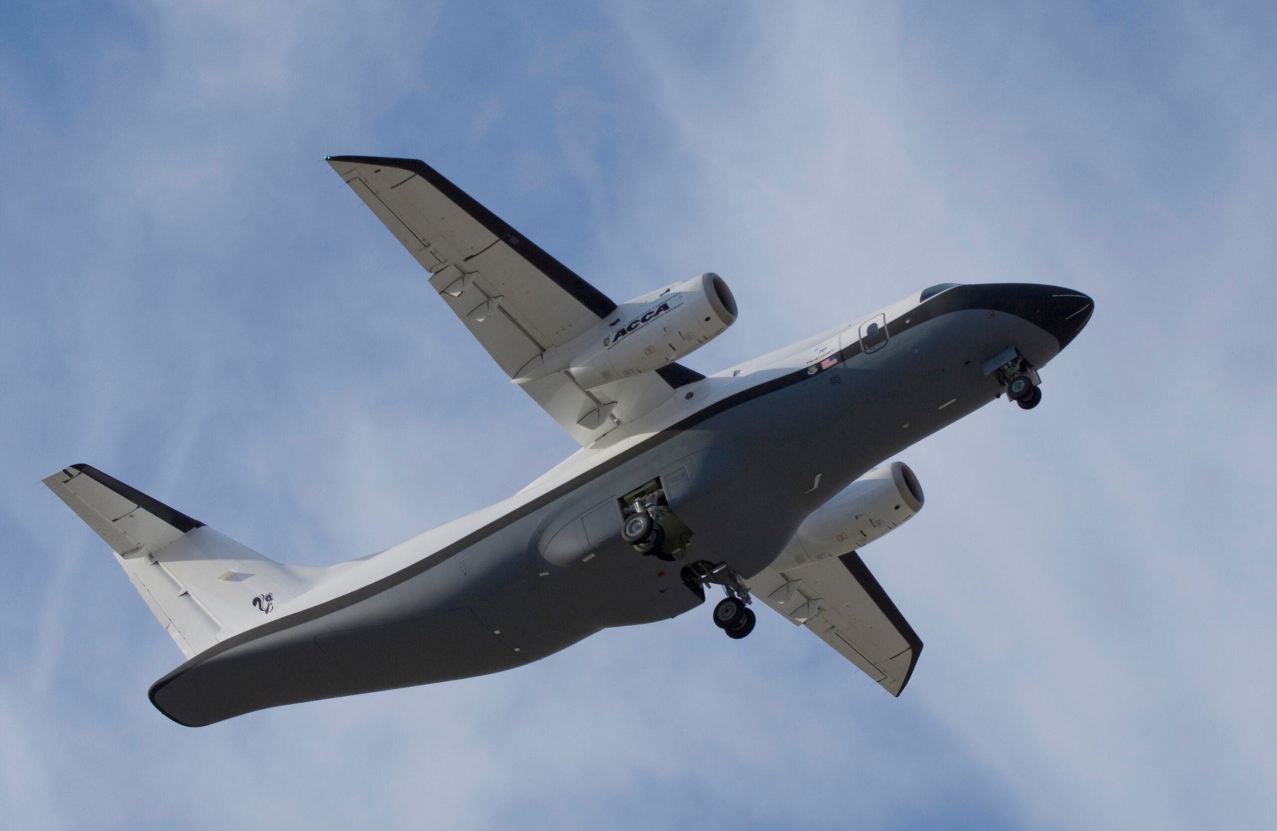 Air Force Calls for Unmanned Cargo Aircraft To Supply Hazardous Combat Zones
