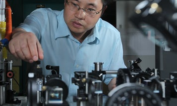 Scientists Determine Photons Can Travel No Faster Than The Speed of Light