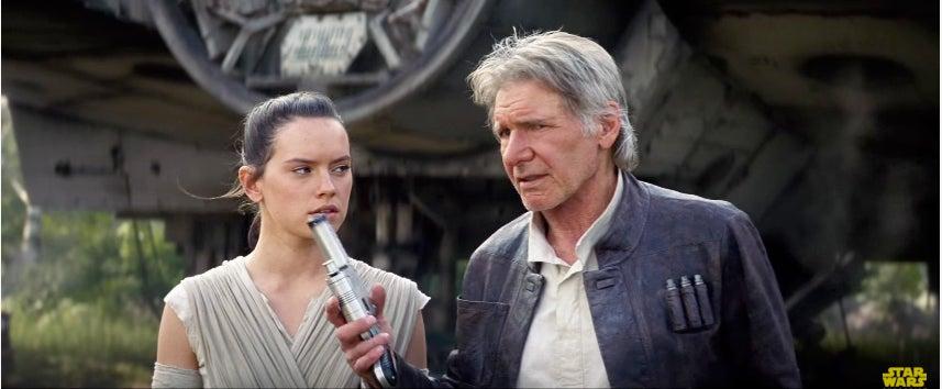 New 'Star Wars: The Force Awakens' Spots Reveal A Few More Secrets