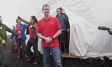 Year-Long 'Mission To Mars' Comes To An End In Hawaii