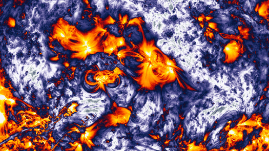 NASA's New, Stunning Imagery Of Solar Storms