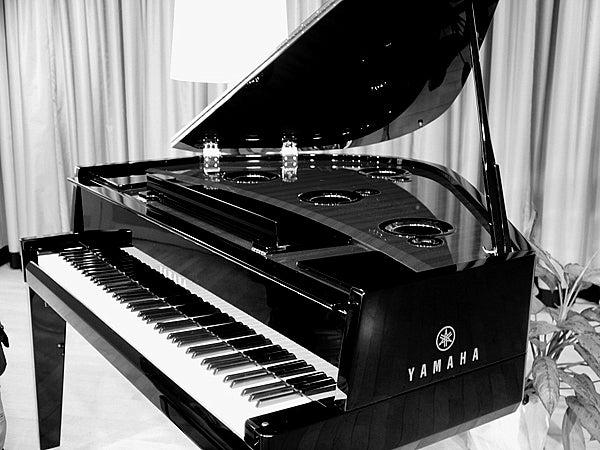 Yamaha's Digital Grand Piano