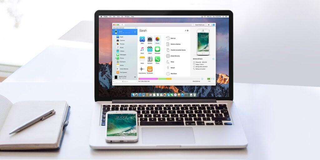 iMazing 2 for Mac and Windows