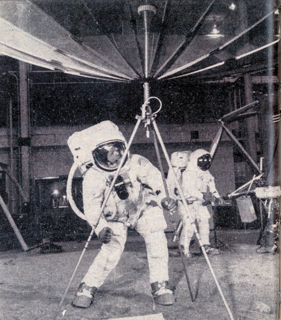 Popular Science original coverage of Apollo 11 landings