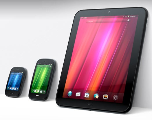 HP/Palm Brings WebOS Back to Life, Announces TouchPad Tablet, Veer and Pre 3 Smartphones