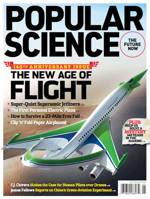 May 2012: The New Age of Flight