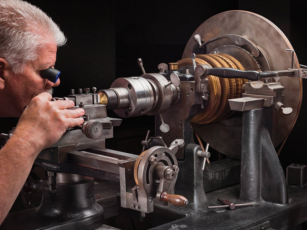 In photos: The last great American watchmaker