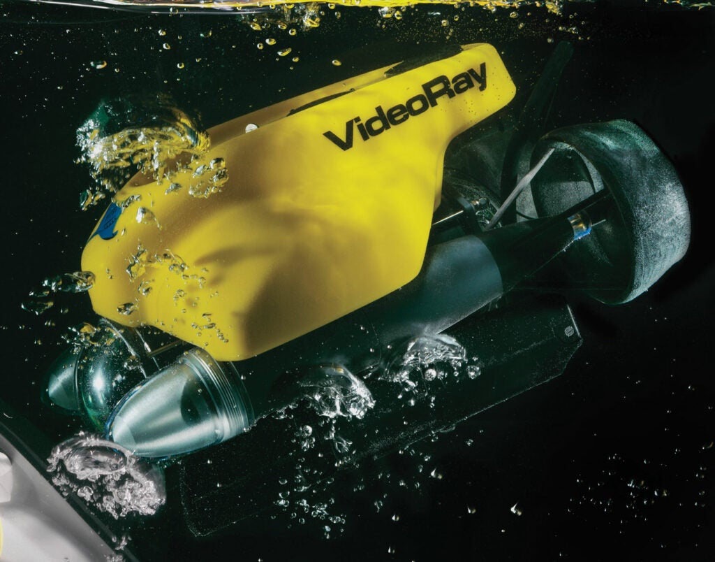 """VideoRay"